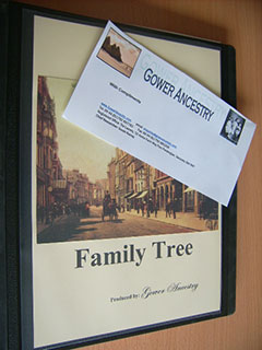Duplicate copies of Family Tree